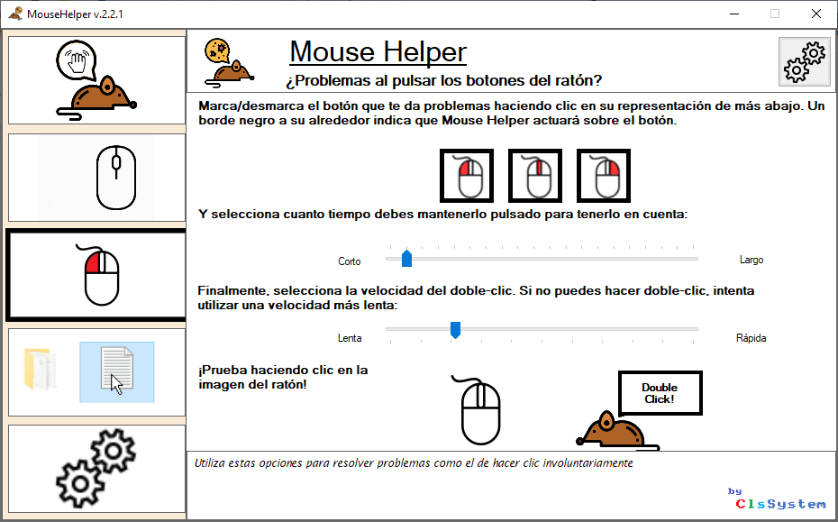 Mouse Helper